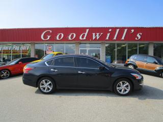 Used 2014 Nissan Altima REMOTE START! CLEAN CARFAX! for sale in Aylmer, ON