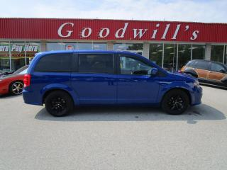 Used 2019 Chrysler Town & Country GT! POWER SLIDING DOORS & TAILGATE! for sale in Aylmer, ON
