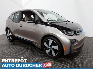Used 2015 BMW i3 Range Extender - Bluetooth - Climatiseur for sale in Laval, QC