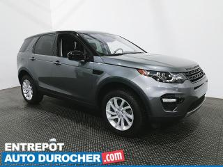 Used 2018 Land Rover Discovery Sport HSE - AWD - Navigation - Toit Panoramique - Cuir for sale in Laval, QC