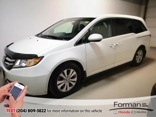 Used 2014 Honda Odyssey EX|Warranty-Just Arrived| for sale in Brandon, MB