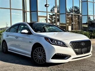 Used 2016 Hyundai Sonata Hybrid |PANORAMIC|LEATHER INTERIOR|REAR VIEW|HEATED SEATS| for sale in Brampton, ON