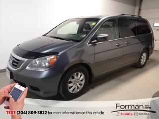 Used 2010 Honda Odyssey EX-L|Warranty-Just Arrived| for sale in Brandon, MB