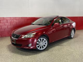 Used 2007 Lexus IS 250 AWD ULTRA PREMIUM NAVIGATION BACKUP CAMERA for sale in North York, ON