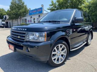 Used 2009 Land Rover Range Rover Sport 4WD 4dr HSE ACCIDENT FREE LOW KM! for sale in Brampton, ON