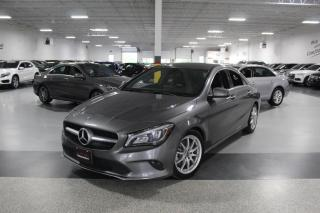 Used 2018 Mercedes-Benz CLA-Class CLA250 4MATIC NO ACCIDENTS I REAR CAM I BLIND SPOT I CRUISE for sale in Mississauga, ON