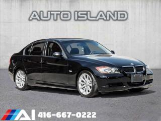 Used 2007 BMW 3 Series 4dr Sdn 323i RWD for sale in North York, ON