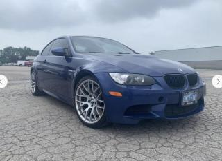 Used 2013 BMW M3 Competition Package *Le Mans Blue* Full Service Records for sale in Vaughan, ON