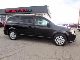 Used 2017 Dodge Grand Caravan SXT Automatic 7 Passenger No accident Certified for sale in Milton, ON