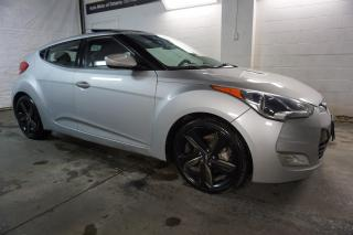 Used 2013 Hyundai Veloster TECH PKG CERTIFIED 2YR WARRANTY NAVI CAMERA *FREE ACCIDENT* HEATED LEATHER BLUETOOTH P.SUNROOF ALLOYS for sale in Milton, ON