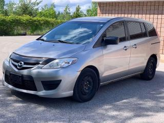 Used 2010 Mazda MAZDA5 GS for sale in Barrie, ON