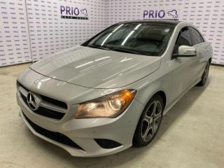 Used 2015 Mercedes-Benz CLA-Class 4dr Sdn CLA 250 4MATIC for sale in Ottawa, ON