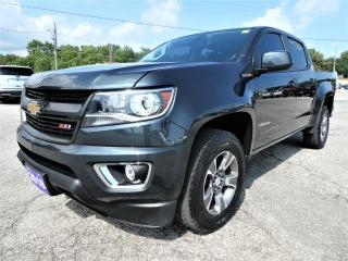 Used 2018 Chevrolet Colorado Z71 2.8L Duramax   Navigation   Heated Seats   Remote Start for sale in Essex, ON
