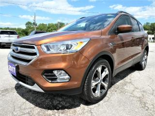 Used 2017 Ford Escape SE | Power Lift Gate | Leather | Heated Seats for sale in Essex, ON