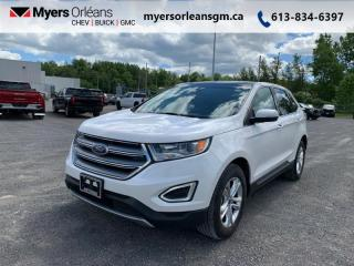 Used 2018 Ford Edge SEL  - Bluetooth -  Heated Seats for sale in Orleans, ON