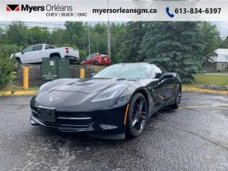 Used 2019 Chevrolet Corvette Stingray 1LT  - Low Mileage for sale in Orleans, ON