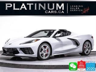 Used 2021 Chevrolet Corvette Stingray 2LT, 495HP, Z51 PKG,NAV, CAM, HUD, HEATED for sale in Toronto, ON