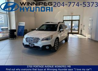 Used 2015 Subaru Outback 2.5i w/Limited Pkg for sale in Winnipeg, MB