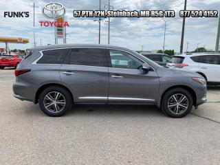 Used 2017 Infiniti QX60 AWD 4dr for sale in Steinbach, MB
