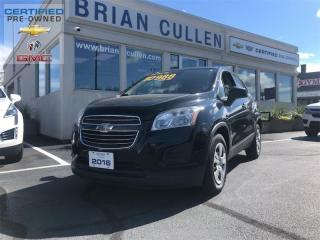 Used 2016 Chevrolet Trax LS  - Certified for sale in St Catharines, ON