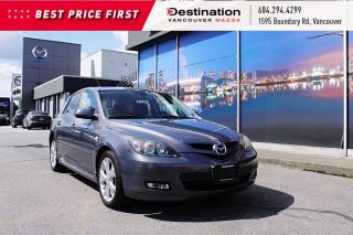 Used 2007 Mazda MAZDA3 GT - Great price with a sporty 5spd MT! for sale in Vancouver, BC
