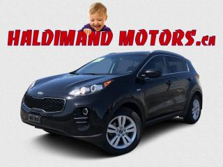 Used 2018 Kia Sportage AWD for sale in Cayuga, ON
