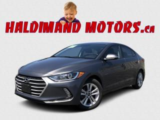 Used 2018 Hyundai Elantra GLS 2WD for sale in Cayuga, ON