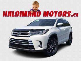 Used 2018 Toyota Highlander XLE AWD for sale in Cayuga, ON