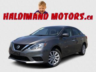 Used 2019 Nissan Sentra S 2WD for sale in Cayuga, ON