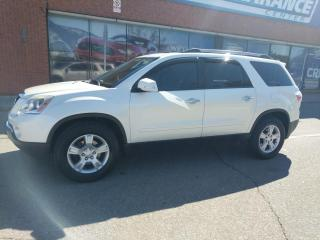 Used 2012 GMC Acadia SLE2 for sale in Mississauga, ON