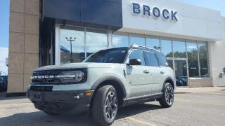New 2021 Ford Bronco Sport Outer Banks for sale in Niagara Falls, ON