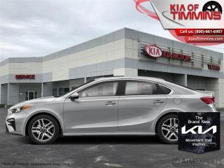 New 2021 Kia Forte EX Premium  - Sunroof -  Heated Seats - $154 B/W for sale in Timmins, ON