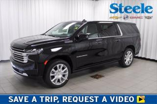 New 2021 Chevrolet Suburban High Country for sale in Dartmouth, NS