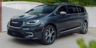 New 2021 Chrysler Pacifica Pinnacle for sale in Thornhill, ON