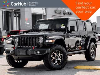 New 2021 Jeep Wrangler Unlimited Rubicon|Uconnect|Navi|Safety Grp|Proximity Key for sale in Thornhill, ON