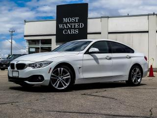 Used 2017 BMW 4 Series 430i xDrive NAV CAMERA SENSORS SUNROOF for sale in Kitchener, ON