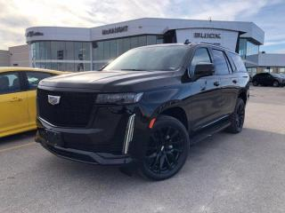 New 2021 Cadillac Escalade Sport 6.2L for sale in Winnipeg, MB