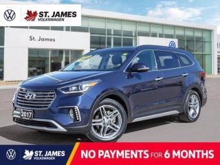 Used 2017 Hyundai Santa Fe XL Limited for sale in Winnipeg, MB