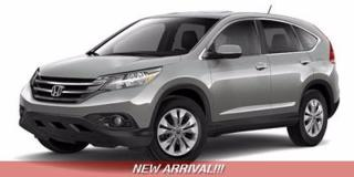 Used 2012 Honda CR-V EX - NEW ARRIVAL - for sale in Sudbury, ON