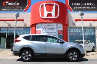 Used 2019 Honda CR-V LX - BACK UP CAMERA LANE KEEP ASSIST - for sale in Sudbury, ON