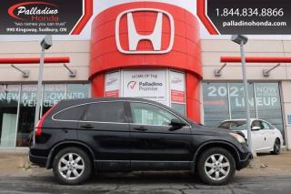 Used 2008 Honda CR-V EX-L - SELF CERTIFY - for sale in Sudbury, ON