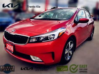 Used 2018 Kia Forte LX+ Auto|REAR CAM|HEATED SEATS|ALLOYS|APPLECARPLAY for sale in North York, ON