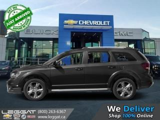 Used 2016 Dodge Journey Crossroad - Leather Seats for sale in Burlington, ON