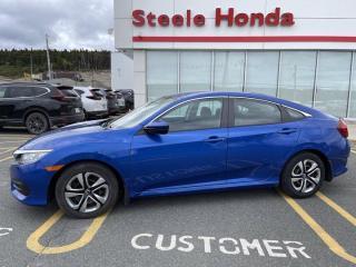 Used 2017 Honda Civic SEDAN LX for sale in St. John's, NL