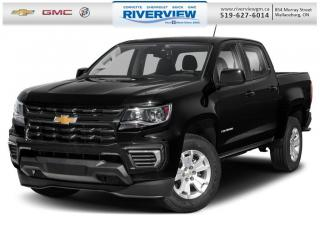 New 2021 Chevrolet Colorado WT for sale in Wallaceburg, ON