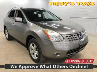 Used 2010 Nissan Rogue SL AWD for sale in Guelph, ON