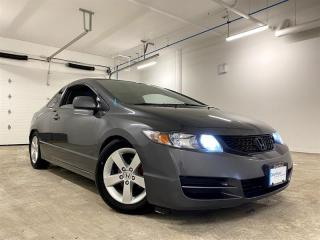 Used 2009 Honda Civic Coupe LX SR at for sale in Richmond, BC
