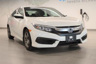Used 2016 Honda Civic Sedan LX CVT for sale in Richmond, BC