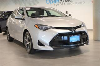 Used 2017 Toyota Corolla 4-door Sedan LE CVTi-S for sale in Richmond, BC