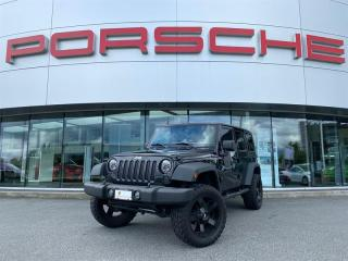 Used 2015 Jeep Wrangler Unlimited Unlimited Sport for sale in Langley City, BC